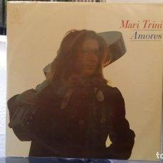 Discos de vinilo: *** MARI TRINI - AMORES - LP - 1ª EDICIÓN ORIGINAL AÑO 1970 - LEER DESCRIPCIÓN . Lote 156637622