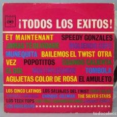 Discos de vinilo: LP. VARIOS. 60'S TODOS LOS EXITOS . Lote 156640138