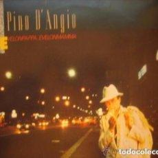 Discos de vinilo: PINO D' ANGIO' - EVELONPAPPA' EVELONMAMMA' - LP SPAIN 1983. Lote 156641578