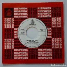 Discos de vinilo: LED ZEPPELIN - PETER PAUL AND MARY – WHOLE LOTTA LOVE - MUCHISIMO AMOR - HISPAVOX - PROMO. Lote 156642198