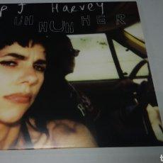 Discos de vinilo: PJ HARVEY - UH HUH HER. LP VINILO NUEVO.. Lote 156644437