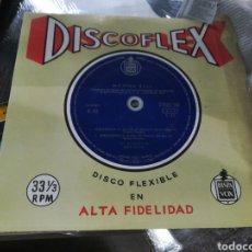 Discos de vinilo: MONNA BELL SINGLE DISCOFLEX ENAMORADA / PREGUNTON 1961. Lote 156645332