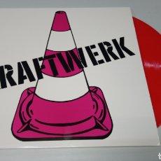 Discos de vinilo: KRAFTWERK - LP VINILO ROJO NUEVO.. Lote 156645644