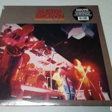 Discos de vinilo: BUSTER BROWN - SOMETHING TO SAY. LP VINILO PRECINTADO. AUSTRALIAN HARD ROCK. Lote 156649856