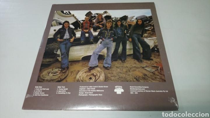 Discos de vinilo: Buster Brown - something to say. Lp vinilo precintado. Australian Hard rock - Foto 2 - 156649856