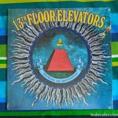 Discos de vinilo: 13TH FLOOR ELEVATORS - ROCKIUS OF LEVITATUM 12'' LP PRECINTADO - ROCK PSICODÉLICO. Lote 156649934