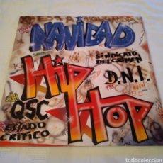 Discos de vinilo: NAVIDAD HIP HOP. LP 1989. CONTIENE ENCARTE. Lote 156654242