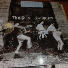 Discos de vinilo: DISCO VINILO LP PROMOCIONAL AUTOMATIC DIAMINI. Lote 156654818