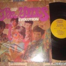 Discos de vinilo: THE HOLLIES EVOLUTION (EPIC-1967) ORIGINAL USA EXCELENTE ESTADO PSICODELIA LEA DESCRIPCION. Lote 156655026