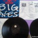 Discos de vinilo: JOYA . DOBLE LP. AEROSMITH-BIG ONES. AÑO 1994 CON DOBLES ENCARTES.SELLO GEF 24546.MADE IN HOLLAND.. Lote 159885898