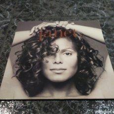 Discos de vinilo: JANET JACKSON - JANET. (2XLP, ALBUM, GAT). Lote 156665956