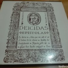 Discos de vinilo: DISCO VINILO LP DEICIDAS. Lote 156671058