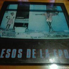 Discos de vinilo: DISCO VINILO PRESOS DE LA EPOCA. Lote 156671554