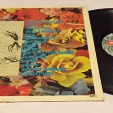 Discos de vinilo: VARIOS - SEEDS IV: PUNK LP, RECOPILATORIO, 1987, REINO UNIDO. Lote 156674801
