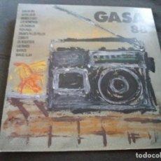 Discos de vinilo: GASA 88. Lote 156677530