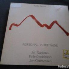 Discos de vinilo: KEITH JARRETT --- PERSONAL MOUNTAINS // CON ENCARTE. Lote 156680486