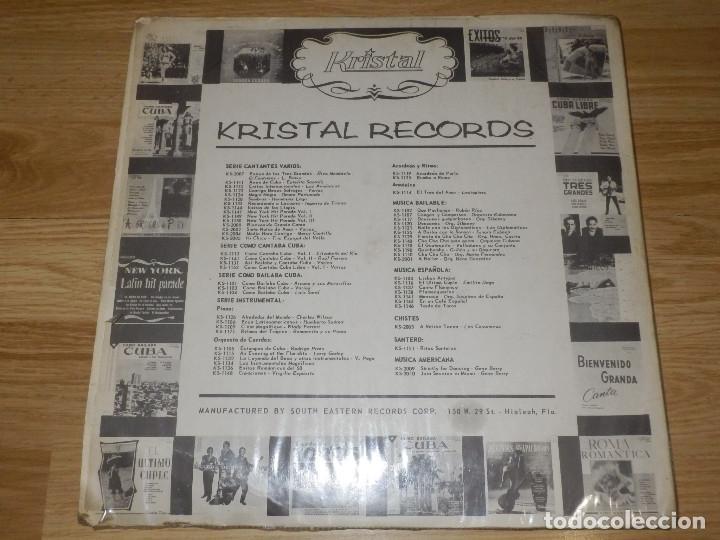 Discos de vinilo: Manuel Benitez Carrasco - Dice sus poemas taurinos - Kristal - Ks-1166 - Muy raro - Foto 2 - 156682422