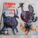 Discos de vinilo: SERENATA HISPANO AMERICANA, EP, SOMBRAS + 3, AÑO 1967. Lote 156683986