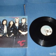 Discos de vinilo: SCORPIONS- RHYTHM OF LOVE SINGLE. Lote 156684674