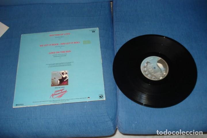 Discos de vinilo: SCORPIONS- RHYTHM OF LOVE SINGLE - Foto 2 - 156684674