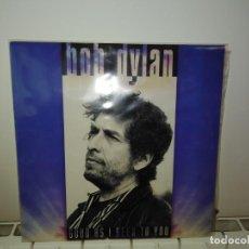 Discos de vinilo: BOB DYLAN GOOD AS I BEEN TO YOU LP ORIGINAL 1992 (NEIL YOUNG, HENDRIX,TOM PETTY). Lote 156691630