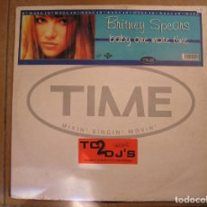 Discos de vinilo: BRITNEY SPEARS ‎– BABY ONE MORE TIME - TIME (2) 1999 - MAXI - PLS. Lote 156703862