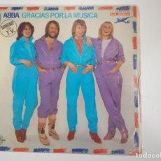 Discos de vinilo: ABBA - GRACIAS POR LA MUSICA (VINILO). Lote 156705386