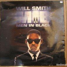 Discos de vinilo: WILL SMITH – MEN IN BLACK - COLUMBIA 1997 - MAXI - PLS. Lote 156707978