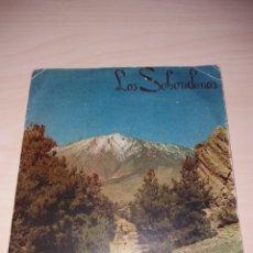 Discos de vinilo: ANTIGUO SINGLE LOS SABANDEÑOS - TAM TAM 1967. Lote 156716934