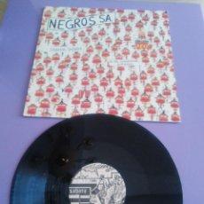 Discos de vinilo: JOYA MAXI SINGLE.NEGROS S.A.1983.NIKIS.ALASKA & ANA CURRA.12/006.LOLLIPOP.SABANA,SABANA DR.LIVINGSTO. Lote 156734834