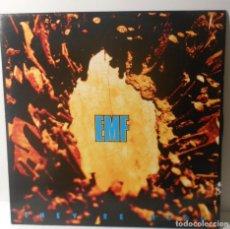 Discos de vinilo: EMF THEY`RE HERE (CENOBITE MIX) MAXISINGLE PROMOCIONAL IMPORTACION EMI PARLOPHONE. Lote 156737342