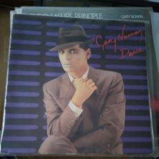 Discos de vinilo: GARY NUMAN – DANCE. Lote 156748002