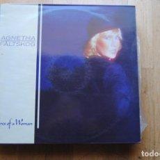 Discos de vinilo: AGNETHA FALTSKOG. EYES OF A WOMAN. ABBA. POLYDOR 1985. Lote 156749554