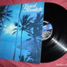Discos de vinilo: TROPICAL MOUNLIGHT LP EDMUNDO ROS-STANLEY BLACK-W.MULLER DECCA R-D ENGLAND. Lote 156763882