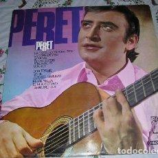 Discos de vinilo: LP PERET . SU PRIMER LP. Lote 156763954