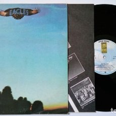 Discos de vinilo: EAGLES - TAKE IT EASY / WITCHY WOMAN / CHUG ALL NIGHT / ASYLUM RECORDS - 1982 ED. SPAIN ESPAÑOLA. Lote 156765998