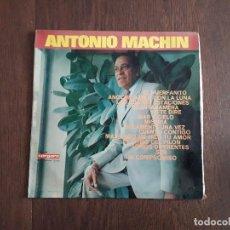 Discos de vinilo: DISCO VINILO LP ANTONIO MACHÍN, VERGARA 7.028-N AÑO 1968. Lote 156767490