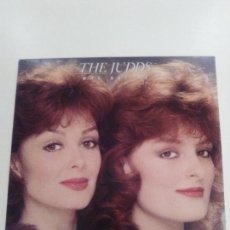 Discos de vinilo: THE JUDDS WHY NOT ME ( 1984 RCA USA ) COUNTRY WYNONNA NAOMI EX EX. Lote 156780362