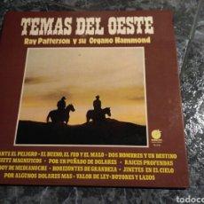 Discos de vinilo: RAY PATTERSON Y SU ORQUESTA (LP/ALBUM). Lote 156783045