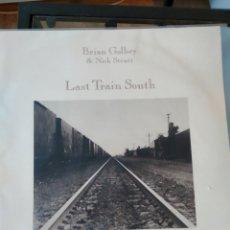 Discos de vinilo: BRIAN GOLBEY – LAST TRAIN SOUTH. Lote 156784714