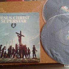 Discos de vinilo: JESUCRISTO SUPERSTAR AÑO 1974. Lote 156788330