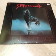 Discos de vinilo: STEPPENWOLF - HOUR OF THE WOLF. Lote 156800746