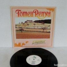 Discos de vinilo: TOMEU PENYA - ILLAMOR - LP - BLAU 1985 SPAIN A-016 VINILO N MINT . Lote 156802938