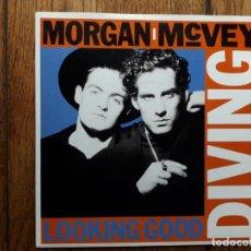 Discos de vinilo: MORGAN - MCVEY - LOOKING GOOD DIVING + LOOKING GOOD DIVING WITH THE WILD BUNCH. Lote 156804182