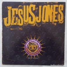 Discos de vinilo: MAXI / JESUS JONES – WHO WHERE WHY (THE 12 MIXES) / 1991 EDITADO EN INGLATERRA. Lote 156810530
