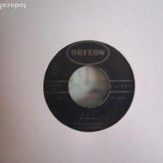 Discos de vinilo: TOÑO QUIRAZCO Y SU CONJUNTO COMO BAILA BOOGALOO/HEY MEXICO ORIGINAL 1967 BOOGALOO LATIN SOUL VG++. Lote 156821374