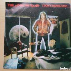Discos de vinilo: ALVIN LEE BAND - I DON´T WANNA STOP (SG) 1981. Lote 156822662