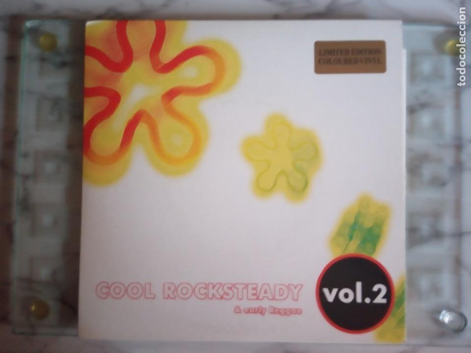 COOL ROCKSTEADY & EARLY REGGAE VOL.2 VV.AA. NEXTSTEP 2004 NM (Música - Discos - Singles Vinilo - Reggae - Ska)