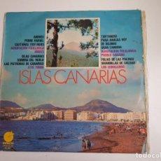 Discos de vinilo: ISLAS CANARIAS - (VINILO). Lote 156826046