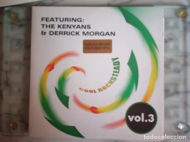 COOL ROCKSTEADY VOL.3 VV.AA NEXTSTEP 2004 NM (Música - Discos - Singles Vinilo - Reggae - Ska)